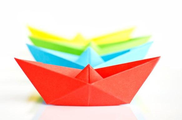 bateau-papier